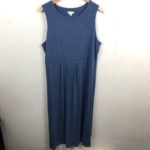 J Jill Super Soft Flattering Dress LP